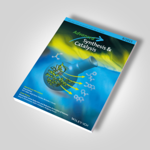 Cover on biocatalytic imine reduction