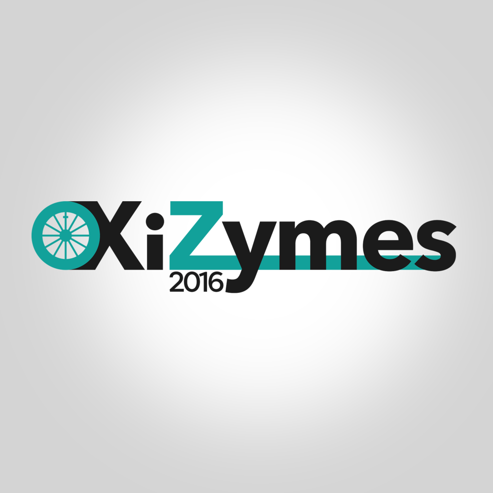 Logo for Oxizymes meeting